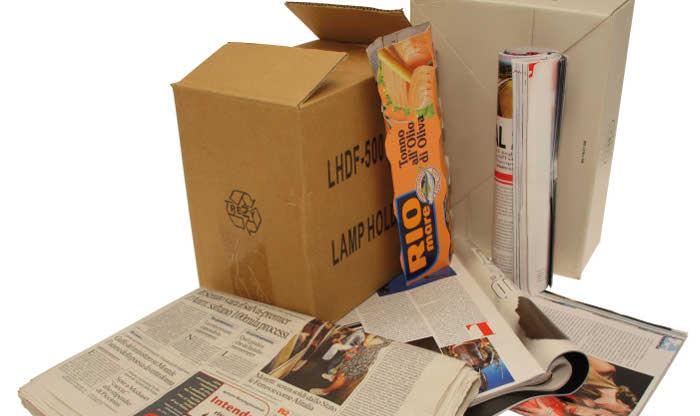 XXI Rapporto Annuale di Comieco sulla raccolta differenziata degli imballaggi cellulosici