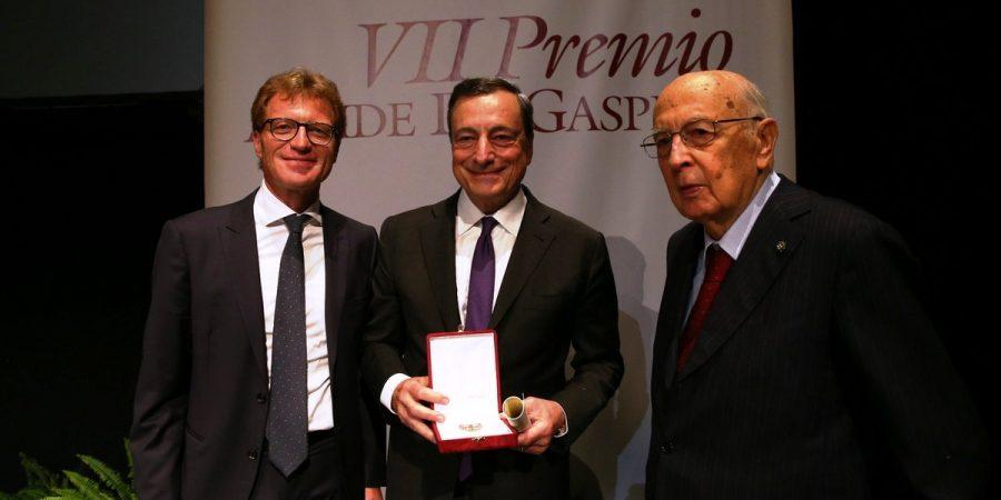 Ue: Draghi, trovare forza e intelligenza per superare disaccordi