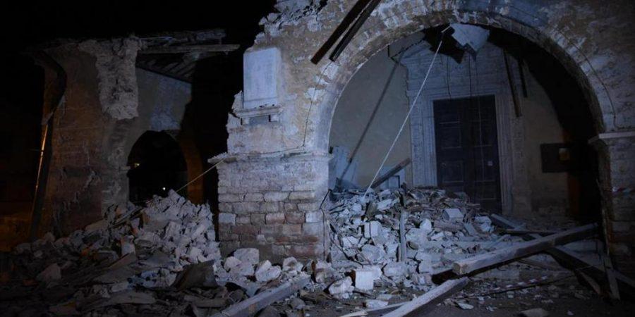 Terremoto nelle Marche: scossa 5.4 con epicentro nel Maceratese