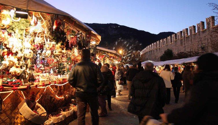 Immagini Mercatini Di Natale Trento.Dal 19 Novembre Al 6 Gennaio I Mercatini Di Natale Di