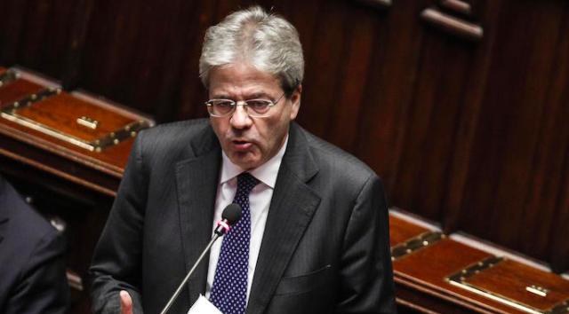 Fiducia alla Camera per il Governo, Gentiloni: