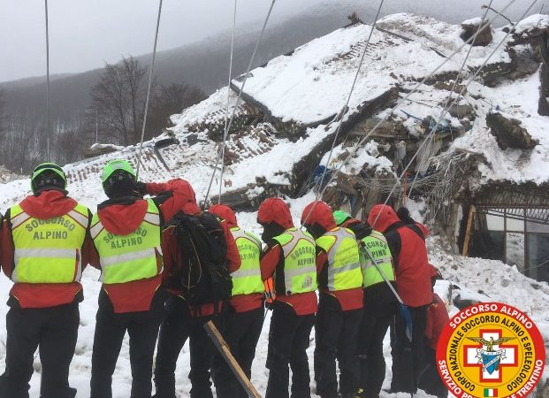 Sisma e neve al centro Italia, Protezione civile: 14mila assistiti