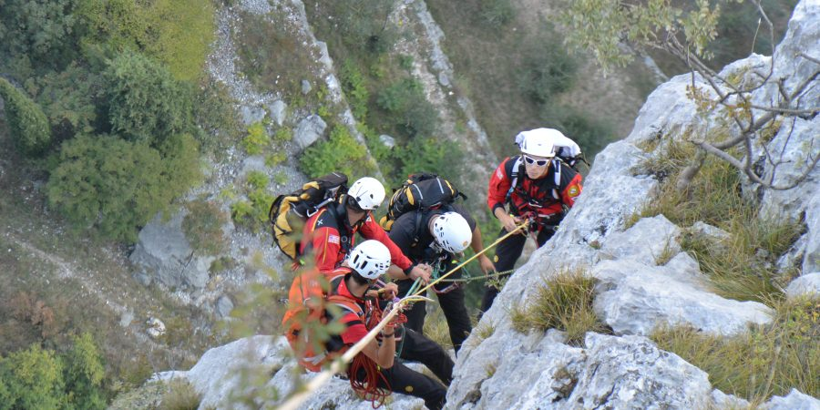 Trento, Alpinista tedesco muore ad Arco colpito da un masso
