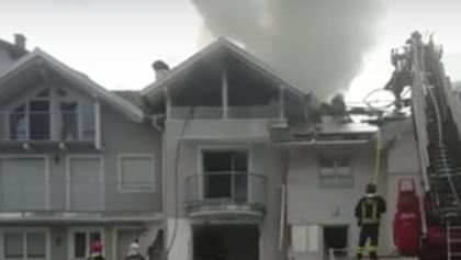 Bombola del gas esplode e in casa divampano le fiamme: 56enne morto