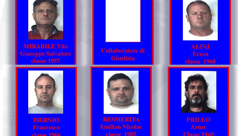 Spaccio di droga, maxi operazione dei Carabinieri in Irpinia