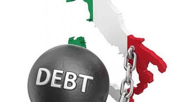 Debito pubblico: su ogni cittadino gravano oltre 37mila euro