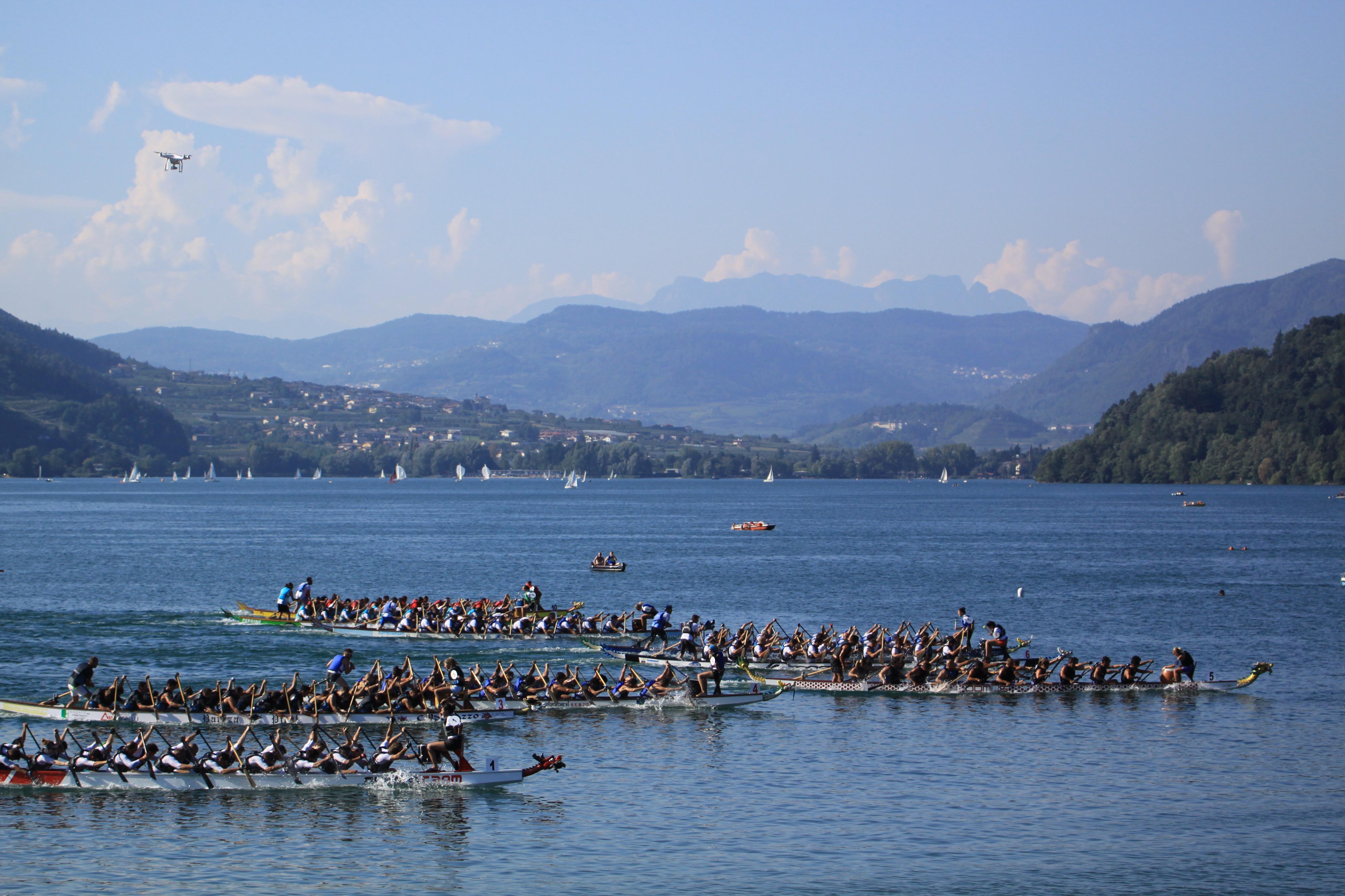 Trofeo Lago Di Caldonazzo Dieci Candeline E Unedizione Record La