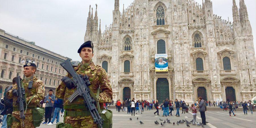 Rubati a Milano tre furgoni Dhl, per la Questura è allarme terrorismo