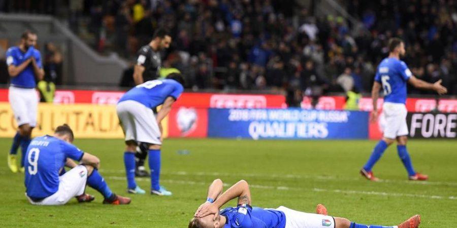 Italia-Svezia, Gian Piero ventura fugge negli spogliatoi dopo la partita