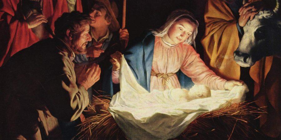 Favorito Il messaggio del Natale di Gesù Bambino: «Sia fatta la tua volontà  NL52