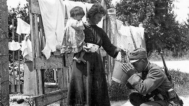 A Cles Conferenza Sulle Donne Trentine In Guerra Nella Prima Guerra Mondiale La Voce Del Trentino