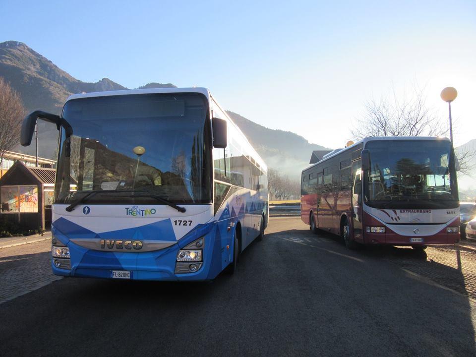 Risultati immagini per bus trentino