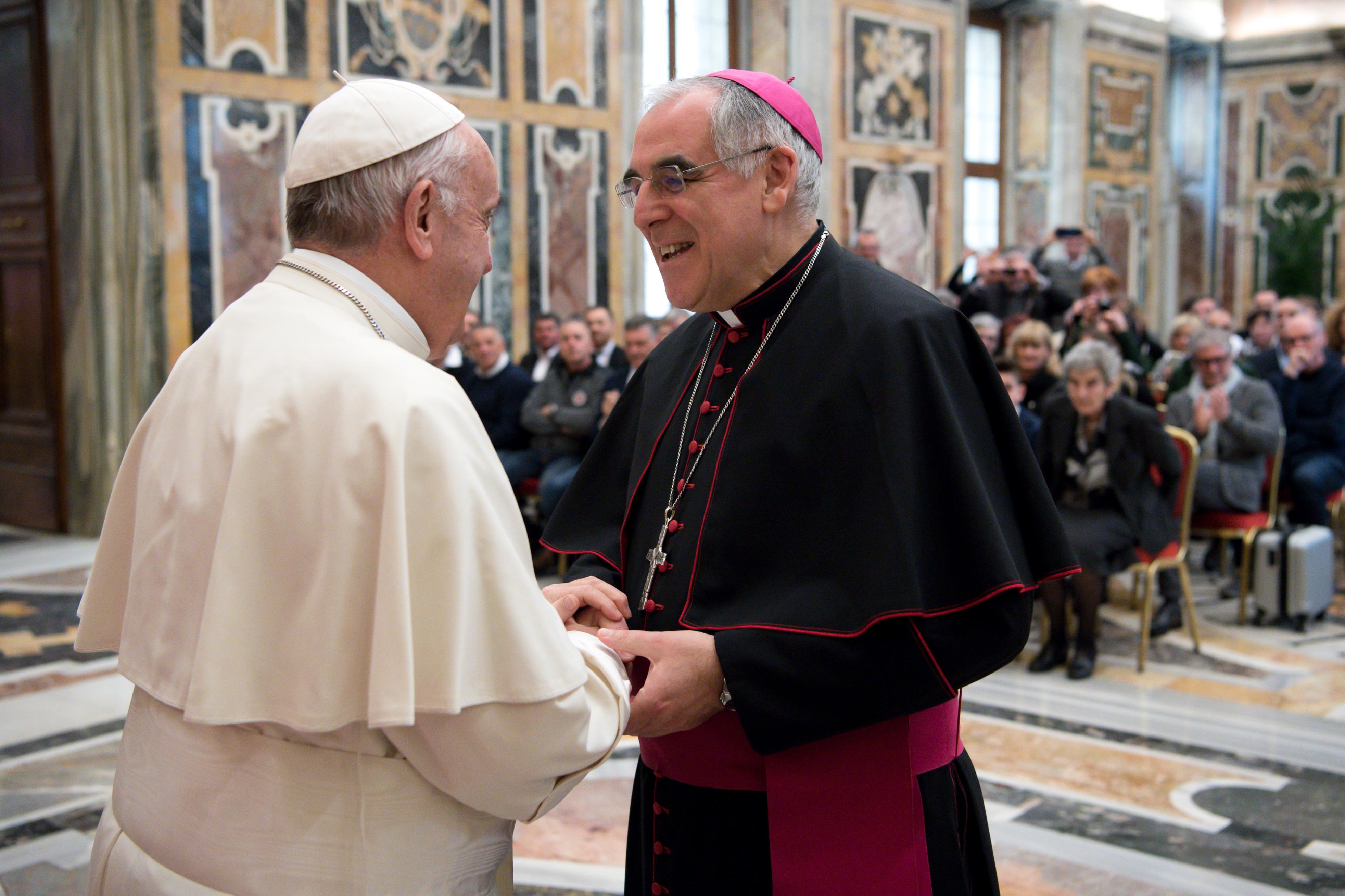Papa Francesco ai giovani, gridate fate sentire vostra voce
