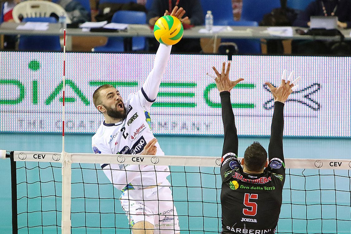 Volley, Champions League: missione compiuta, Perugia alla Final Four