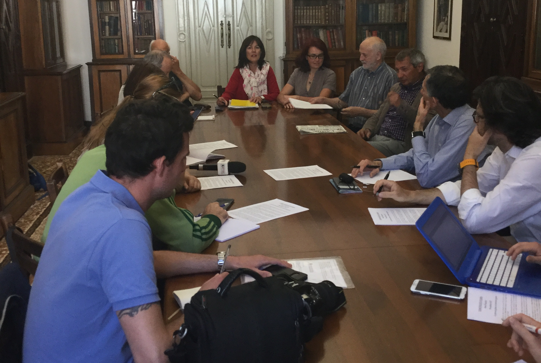 Ufficio Di Presidenza : Anna facchini prima presidente donna sat si presenta insieme all