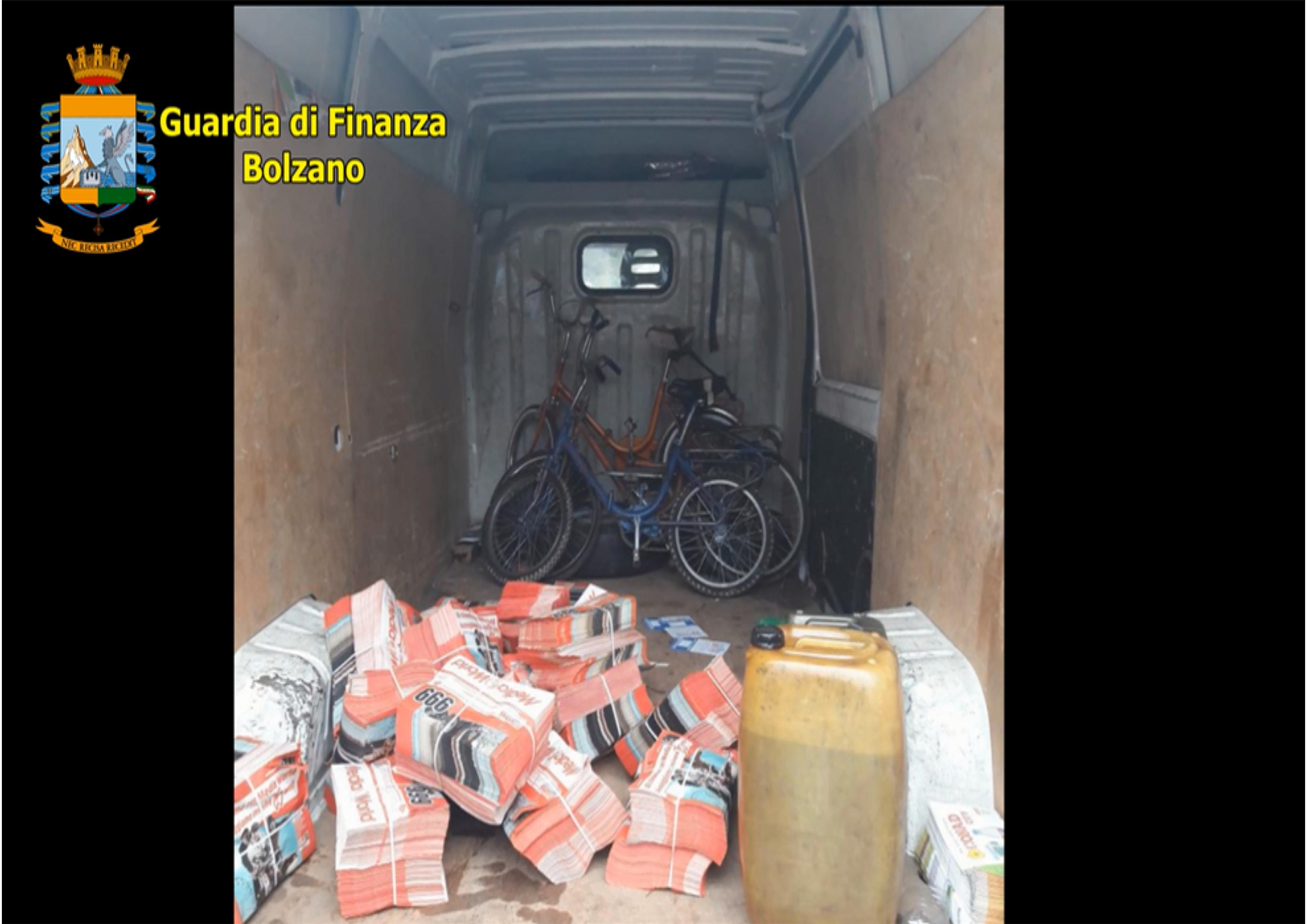 A Bolzano scoperta rete di lavoratori in nero controllati con il Gps