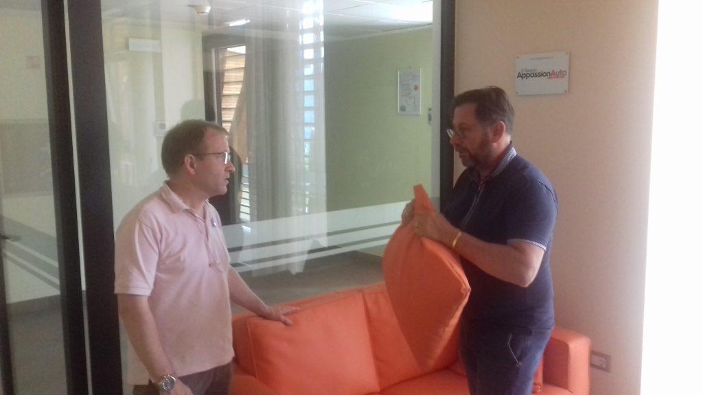 Claudio cia visita casa sebastiano a coredo struttura for Case con verande tutt attorno