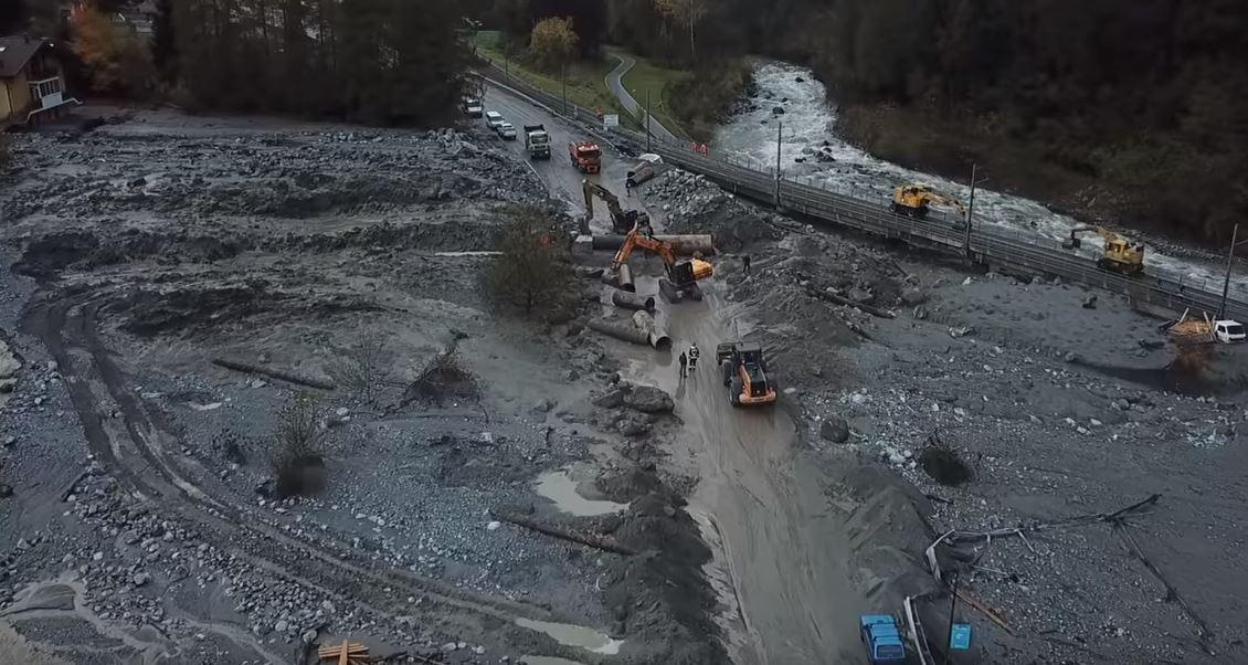 Dimaro il video dal drone mostra un territorio travolto dall 39 alluvione la voce del trentino - Prima casa non pignorabile dalle banche ...