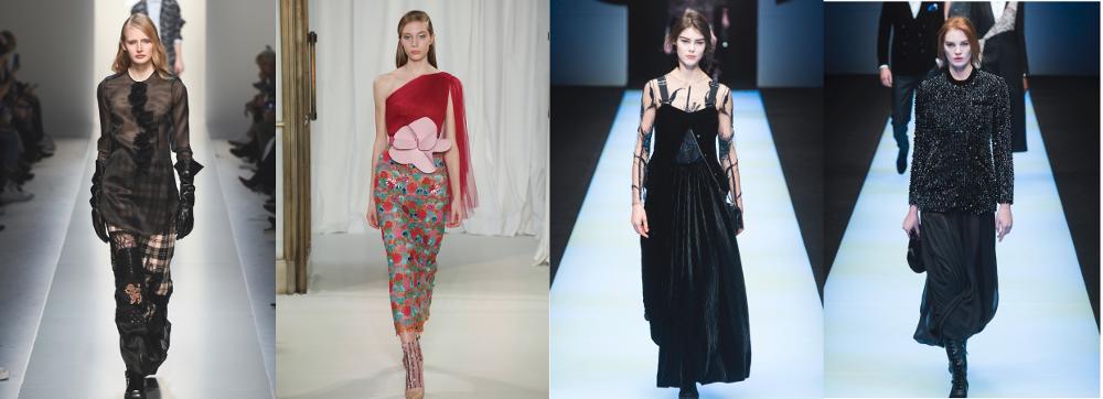 Una delle tendenze moda più viste sulle passerelle delle collezioni autunno  inverno 2018 2019 è certamente la gonna lunga invernale. 09d859121db
