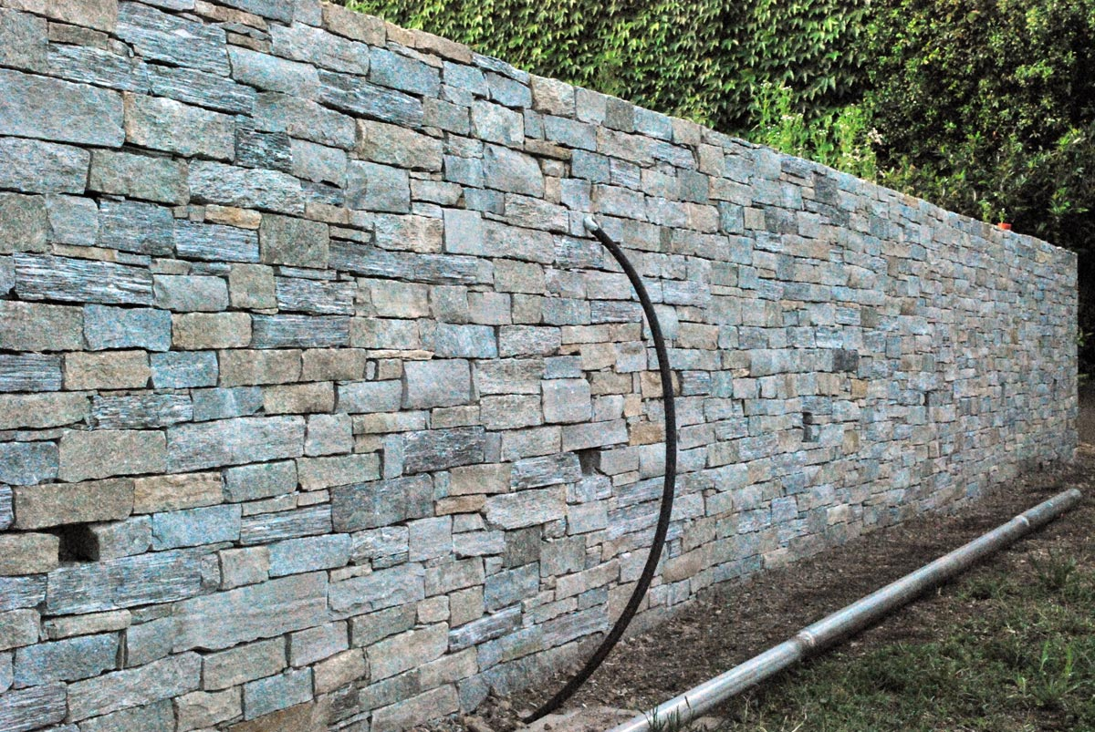 Muratura A Secco.Costruire Un Muro A Secco Un Corso Pratico Organizzato