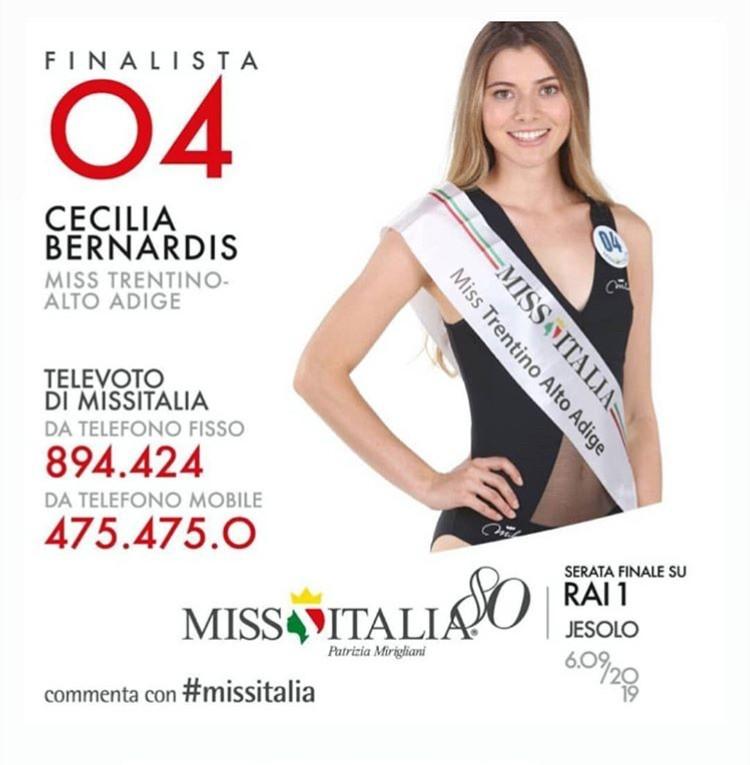 Miss Italia 2019, la vincitrice è Carolina Stramare