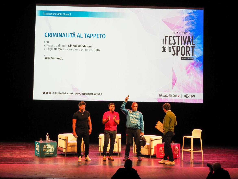 Negozi Tappeti Napoli E Provincia festival dello sport: con gianni maddaloni la criminalità al