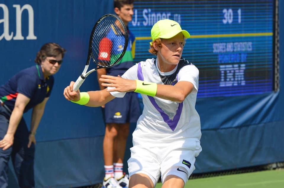 Tennis Domani Jannik Sinner Entra Nella Top 100 Mondiale La Voce Del Trentino