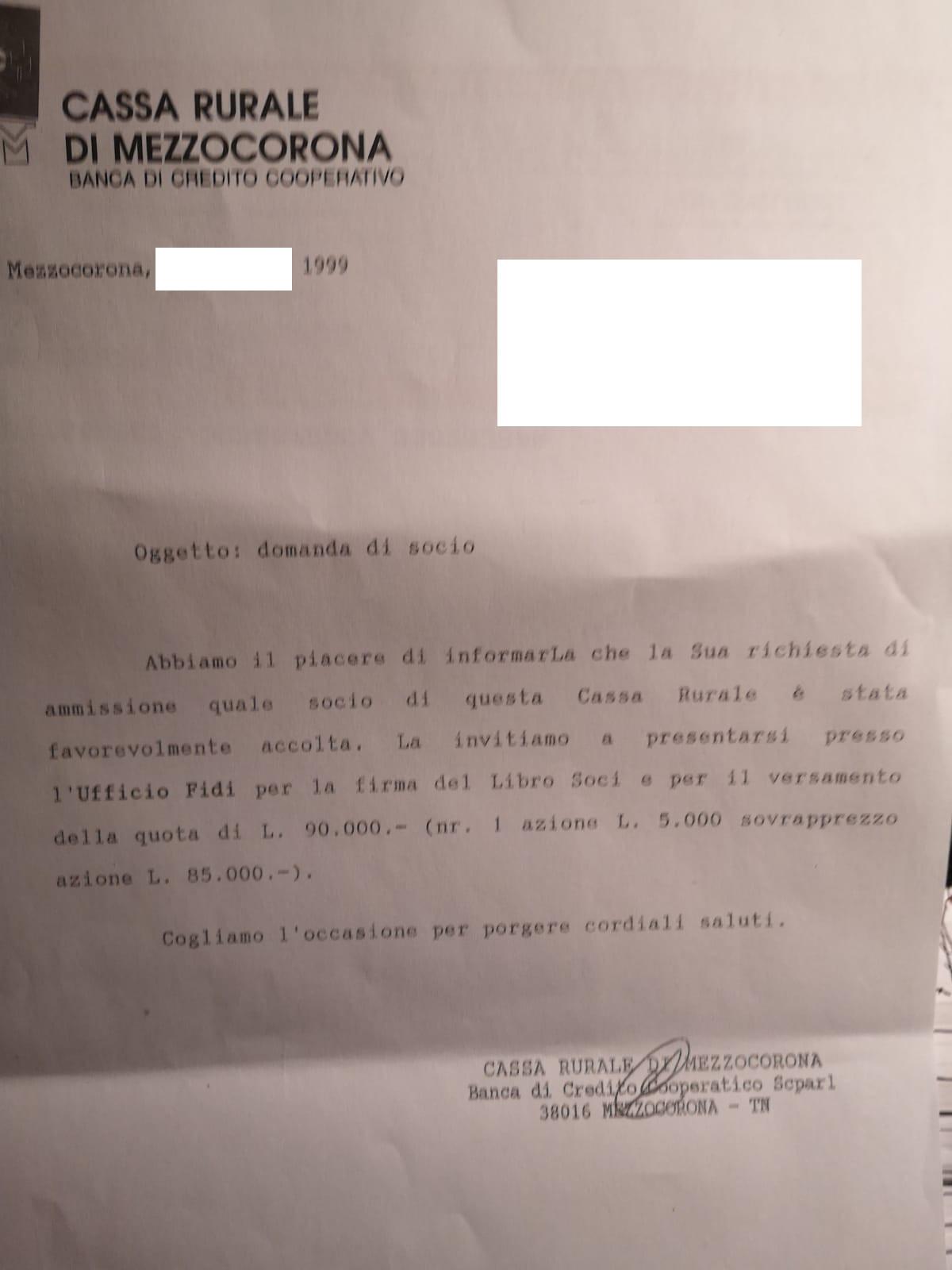 Ufficio del Catasto e del Libro fondiario di Mezzolombardo ...