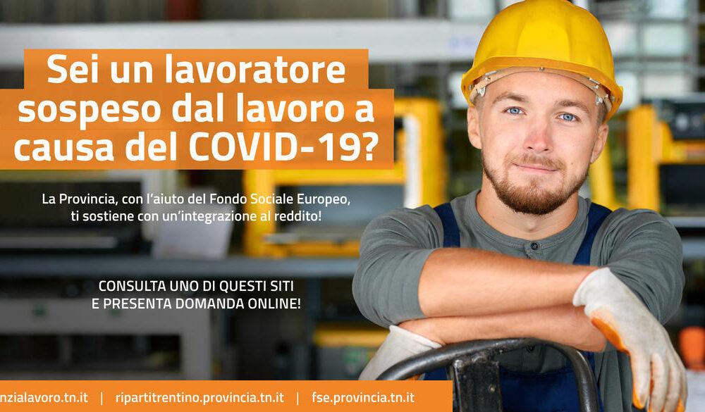 Covid E Integrazione Al Reddito Domande Entro Il 30 Novembre Fino Ad Ora 11 Mila Richieste La Voce Del Trentino