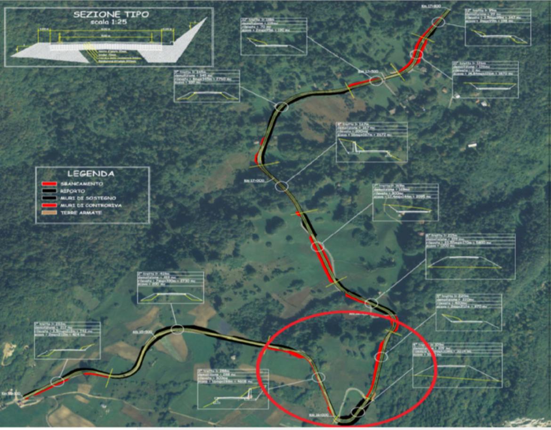 Val Di Gresta 4 2 Milioni Di Euro Per La Strada Provinciale Da Sistemare E Allargare La Voce Del Trentino