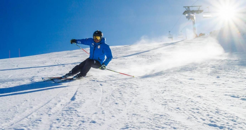 Impianti da sci: via libera del Cts all'apertura in zona gialla. Dal 17  febbraio anche in Trentino - La voce del Trentino