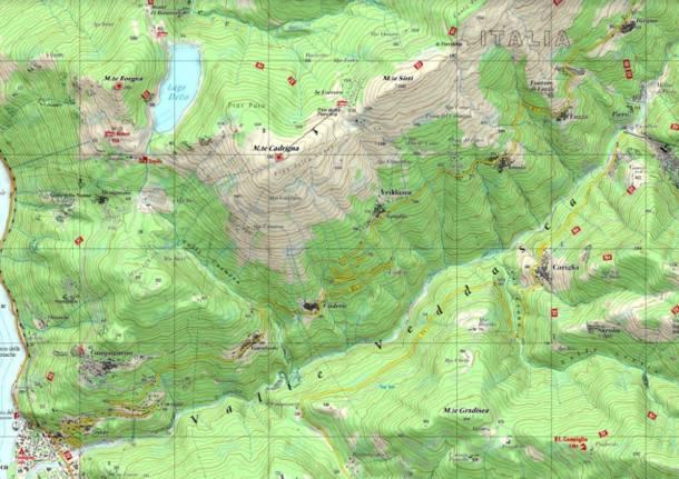 Cartina Geografica Trento.La Sat Organizza Una Lezione Online Per La Lettura Di Una Cartina Geografica La Voce Del Trentino